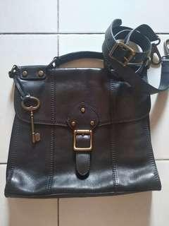 Fossil Vrv Satchel bag