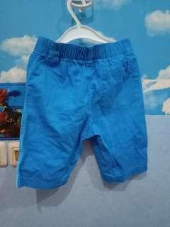 Preloved celana anak baleno biru