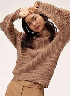 Brand New Aritzia Montpellier Sweater