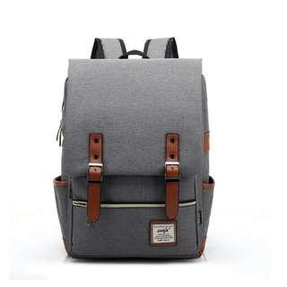 unisex design bag gray colour