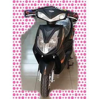 綠馳電動車E-Bike- AEE6 (黑)-電動自行車/電動輔助自行車/電動機車/電動車