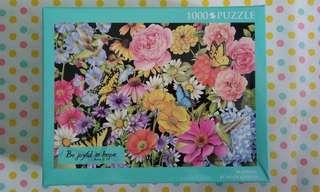 BN 1000-piece 'Be Joyful' Jigsaw Puzzle