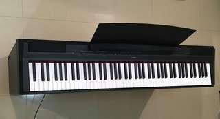 YAMAHA P-115 P115B / P115 黑色電鋼琴