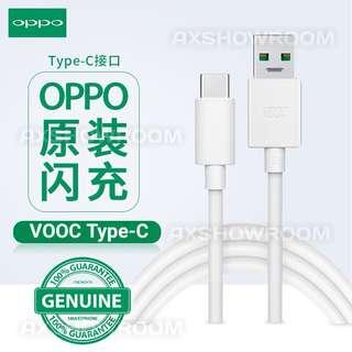 Oppo Authentic VOOC Type-C Data Cable for FindX R17 R17Pro