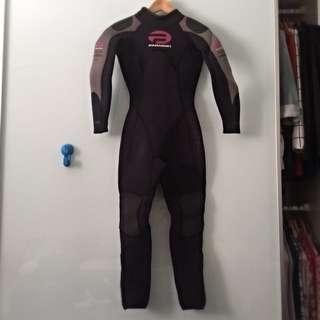 Women's Paragon 5mm Wetsuit