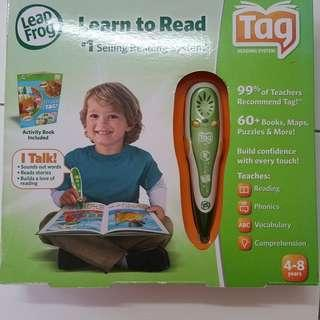 Leapfrog Lean-to-Read Interactive Pen