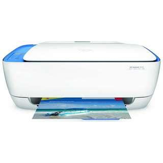 HP Printer and Scanner (wifi)