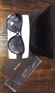 Tom Ford Tabitha sunglasses (black/gold)
