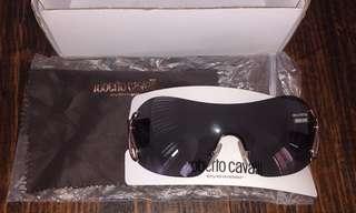 Roberto Cavalli Talia sunglasses (black/gold)