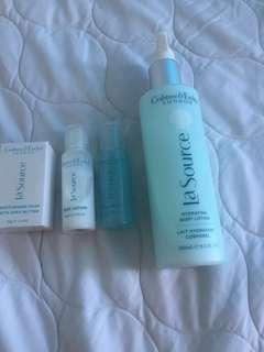Original Lasource product(original price$60 , only the lotion was used twice)