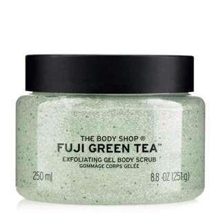 (NEW) THE BODY SHOP Fuji Green Tea Body Scrub (250 ml) #BEAUTY50