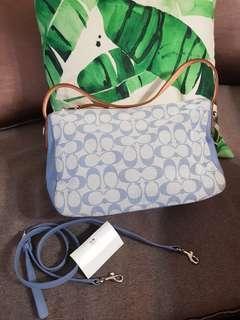 Coach crossbody/sling bag