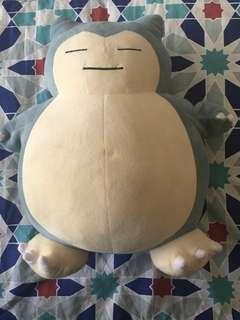 Pokemon - Snorlax Stuffed Toy