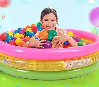 [For rent] Intex Inflatable Pool Ball Pit