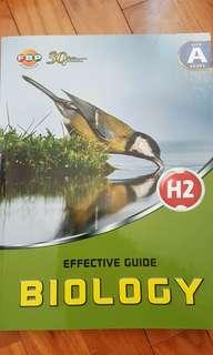 Guidebook for GCE A Level Biology
