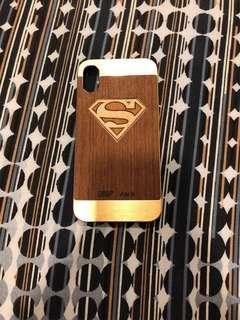 Superman iPhone X casing
