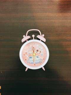 米老鼠粉色鬧鐘