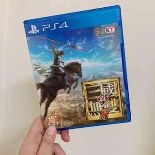 🚚 PS4-真三國無雙8