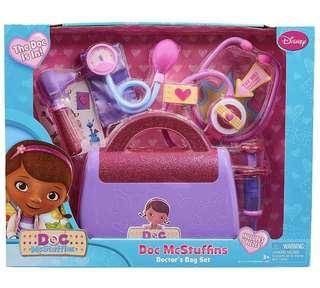 Doc Mcstuffins Doctor bag set