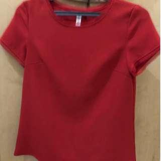 Coco Kelen Red Blouse