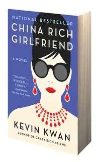 Ebook China Rich Girlfriend By Kevin Kwan