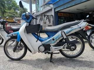 Modenas Kriss2 Year2000