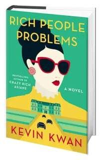 Ebook Rich People Problems By Kevin Kwan