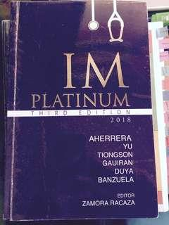 IM Platinum 3rd edition