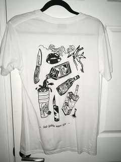 Rats Get Fat Men's Shirt (M)