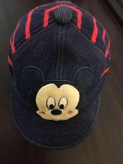 🚚 Diseny小男童帽