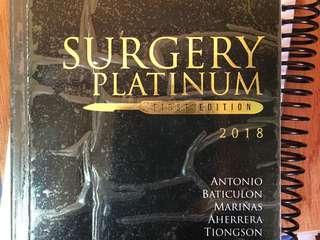 Surgery Platinum