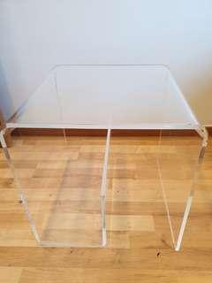 Muji Acrylic Table