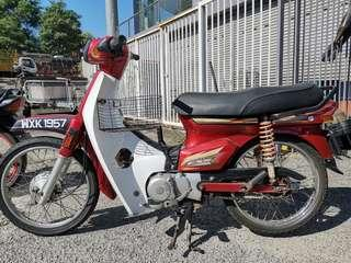 HONDA EX5 Dream Year2012