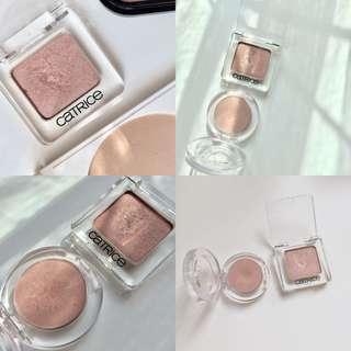 Catrice Eyeshadows & Highlighter