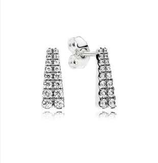 AUTH NEW - Pandora Earrings