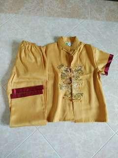 CNY Costume