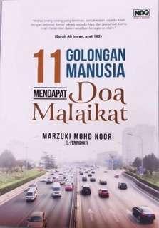 11 GOLONGAN MANUSIA MENDAPAT DOA MALAIKAT