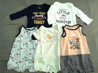 🚚 Bundle of Baby Clothes #2