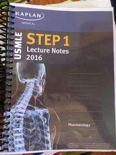 Kaplan Lecture notes