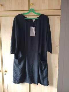 Vero moda new boxy soft shift dress