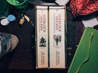 📚PRE-LOVED BOOKS FOR SALE📚 THE COMPLETE SHERLOCK HOLMES