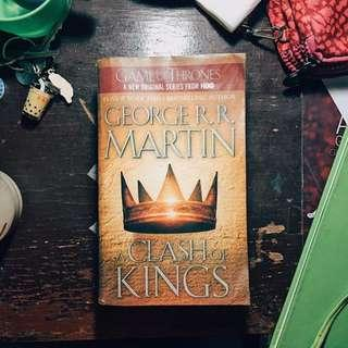 📚PRE-LOVED BOOKS FOR SALE📚 CLASH OF KINGS by GRRM