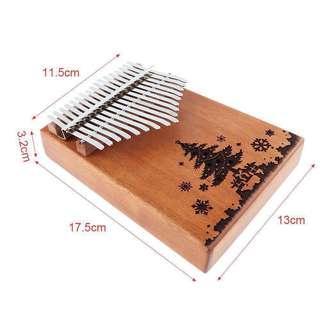 🤗Kalimba 17 Key Thumb Piano 017