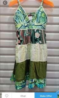 Dress pantai ( turun harga !! )