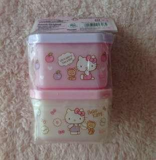 Hello Kitty Lunch Box Set