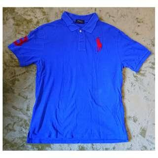 Polo Ralph Lauren Polo,大童Kids Size XL,八成新,約等於成人 Adult Size S