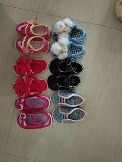 Sepatu bayi 6 bln-1,5thn