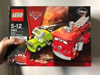 Lego 9484 Red water Rescue