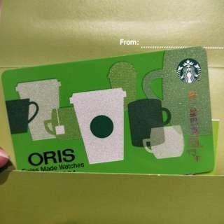 🚚 <ORIS>限量隨性卡