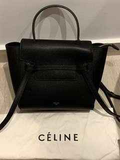 Celine Nano belt bag